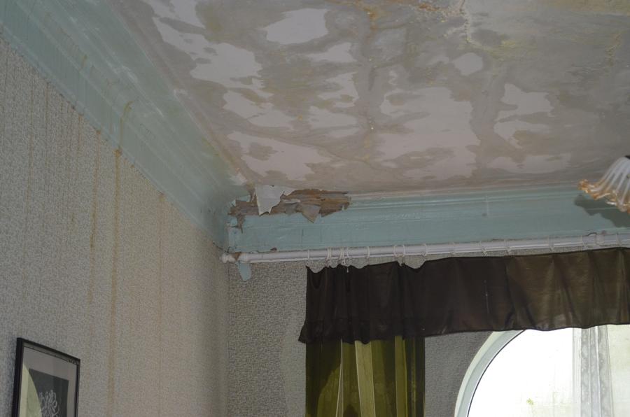 ремонт квартиры после затопления