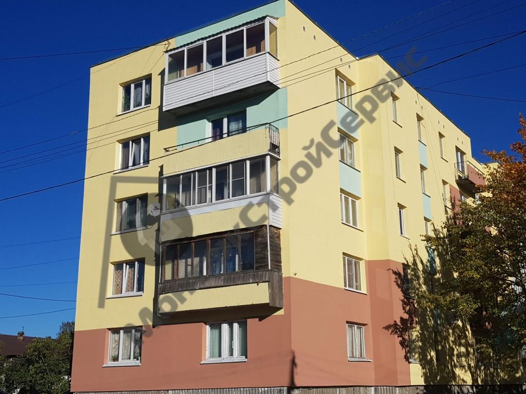 Панельные дома: процесс утепления фасада снаружи